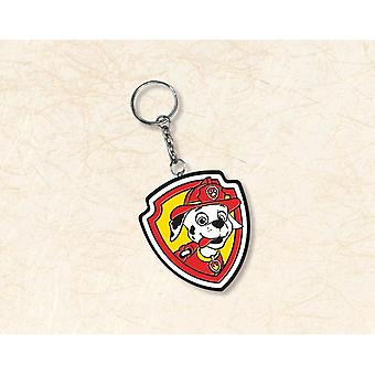 Paw Patrol Party Favor Keychains [Set of 8]