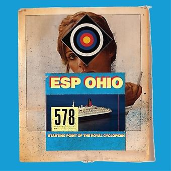 Esp Ohio - Starting Point of the Royal Cyclopean [Vinyl] USA import