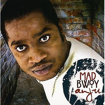 Gal Anju - gal Bwoy Anju [CD] USA importerer