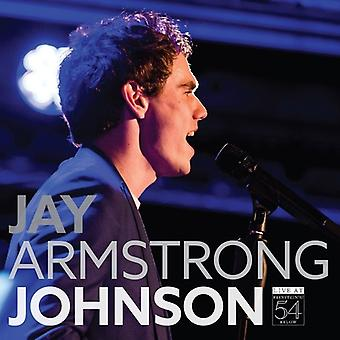 Jay Armstrong Johnson - Live på Feinstein's / 54 nedenfor [CD] USA import