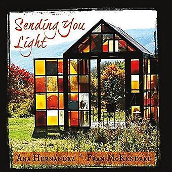 Ana Hernandez & Fran McKendree - invio di importazione USA luce [CD]