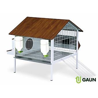 Gaun Ibiza model henhouse Pintado (Birds , Chickens , Chicken coops)