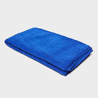 New Blue Eurohike Terry Microfibre Towel - Large