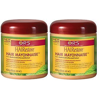ORS hår Mayonnaise 454g (2-pak)