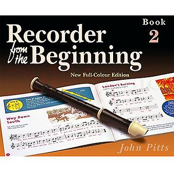 Recorder From The Beginning Pupil Book 2
