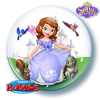 Qualatex 22 Inch Sofia The First Single Bubble Balloon