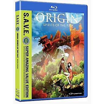 Origin: Special Edition Movie - S.a.V.E. [BLU-RAY] USA import