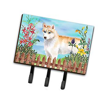 Carolines Treasures  CK1217TH68 Siberian Husky Spring Leash or Key Holder