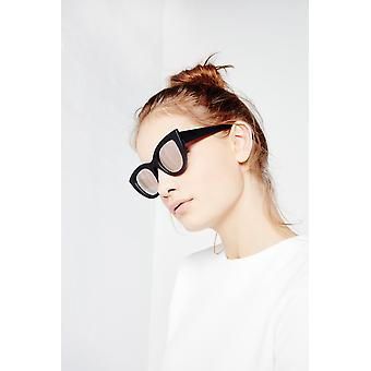 Freyrs Reflective Frame Cat Eye Sunglasses