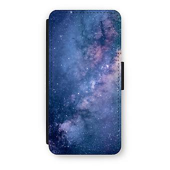 iPhone 7 Flip Case - Nebula