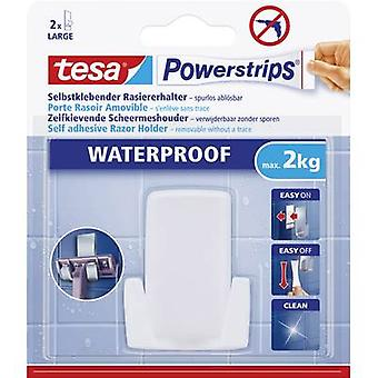 Tesa Powerstrips® Razor Holder Plastic