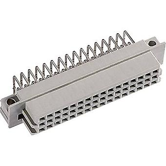 Edge connector (receptacle) 116-90064 Total number of pins 48 No. of row