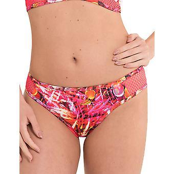 LingaDore 2915MB-153 Women's Paradise Multicolour Motif Swimwear Beachwear Bikini Bottom
