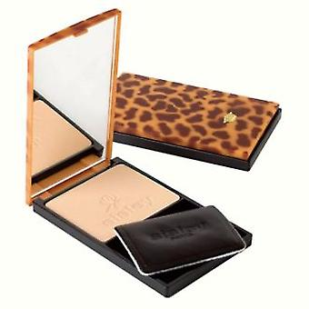 Sisley Phyto Poudre Compact 02 Transparent Irisée (Make-up , Face , Mattifying powders)