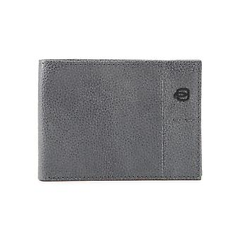 Piquadro Men Wallets Grey