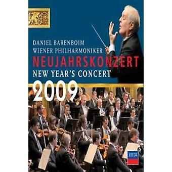 Daniel Barenboim - New Year's Concert 2009 [DVD] USA import