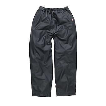 DICKIES Mens Raintite vêtements de travail pantalons bleu marine WP51000N