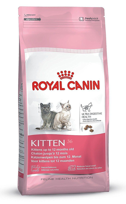 Royal Canin KITTEN 36 Cat Dry Food Mix 10kg