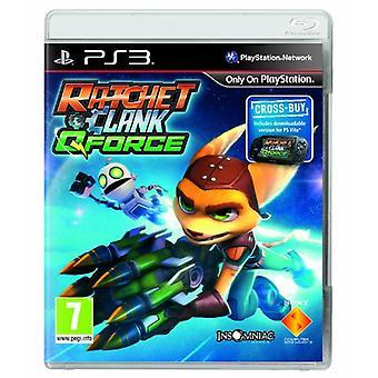 Ratchet  Clank Q-Force (PS3)