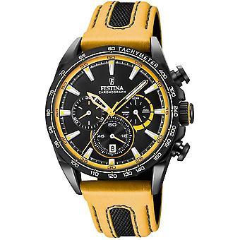 Festina mens watch chronograph F20351/4