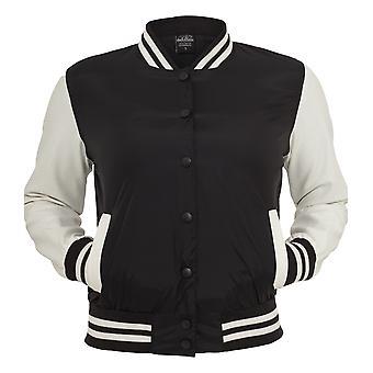 Urban classics ladies light College jacket