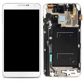 Display LCD complete set GH97-15540 B witte Samsung Galaxy touch 3 neo N7505