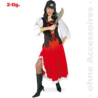 Pirate Lady costume ladies pirate's bride pirate Lady costume Seeräuberin