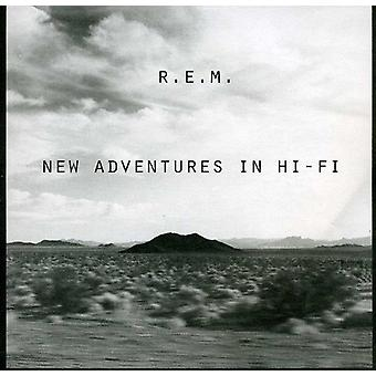 R.E.M. - New Adventures in Hi-Fi [CD] USA import