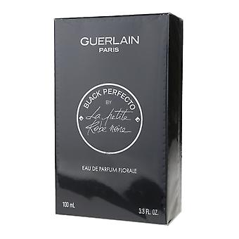Guerlain Black Perfecto Eau De Parfum Florale Spray 3.3oz/100ml New In Box