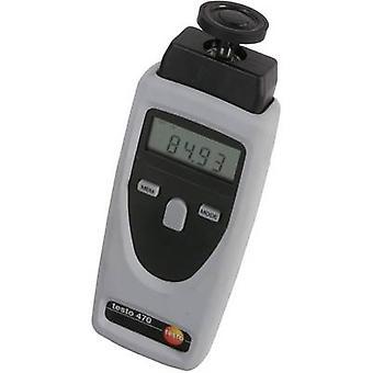 testo 0563 0470 Tachometer Optical, Mechanical 1 - 19999 rpm 1 - 99999 rpm Manufacturers standards (no certificate)