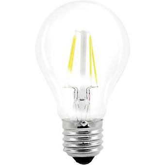 Müller Licht LED EEC A++ (A++ - E) E27 Arbitrary 4 W = 37 W Warm white (Ø x L) 60 mm x 107 mm Filament 1 pc(s)