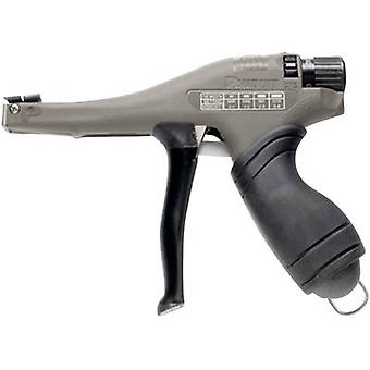 GTS cable tie gun Grey, Black Panduit