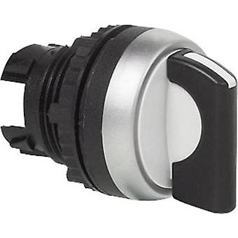 Selector Front ring (PVC), chrome-plated Black 2 x 45 °