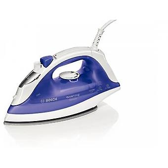 Bosch Haushalt TDA2377 QuickFilling Secure Steam iron White, Violet (transparent) 2200 W