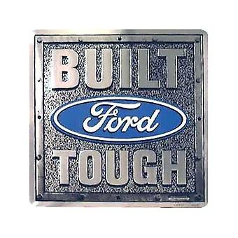 Ford bygget tøff Square metall tegn