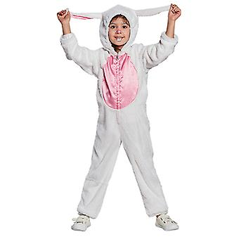Bunny child costume jumpsuit girl kid animal costume