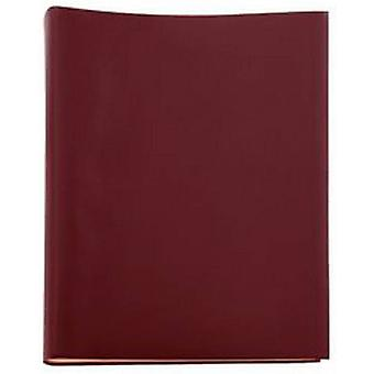 Coles Pen Company Sorrento Extra Large Leather Photo Album - Burgundy