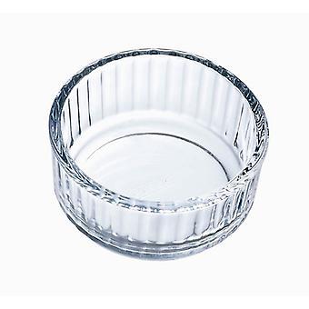 Pyrex-Töpfchen 9 cm Glas