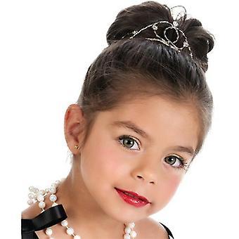 Tiara prinsesse krone Queen child costume