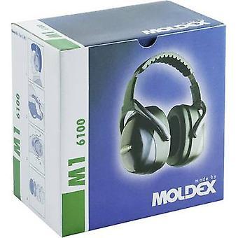 Beskyttende øret caps 33 dB Moldex M1 6100 1 eller flere PCer