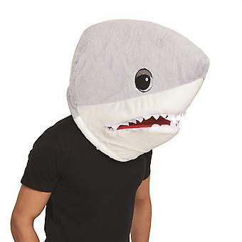 Shark Mascot Mask