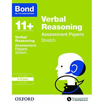 Bond 11+ - Verbal Reasoning - Stretch Papers - 9-10 Years by Frances Dow