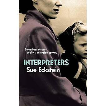 Interpreters by Sue Eckstein - 9780956559968 Book