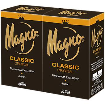 Magno Classic Tablet Soap 2X125 gr (Hygiene and health , Shower and bath gel , Hand soap)