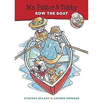 Mr Putter and Tabby Row the Boat (Mr. Putter & Tabby (Paperback))