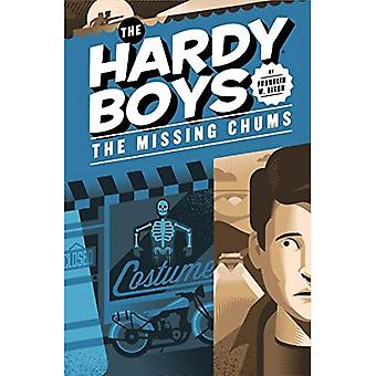 Missing Chums #4, The (Hardy Boys