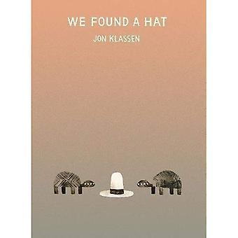 Nous avons trouvé un chapeau