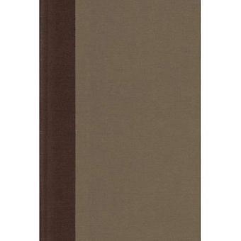Bíblia do leitor ESV (pano tabuleiro)