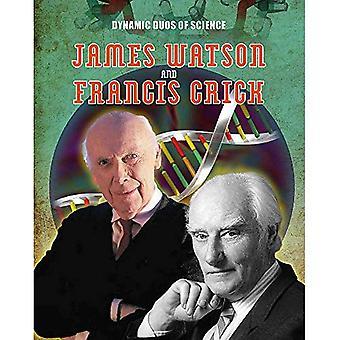 Les Duos dynamiques de la Science: James Watson et Francis Crick