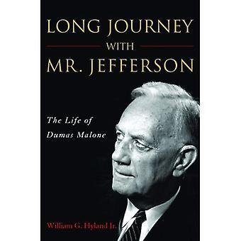 Lång resa med Mr Jefferson: The Life av Dumas Malone